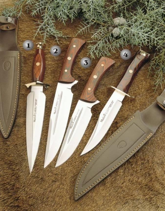 Как самому сделать охотничий нож